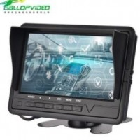 7寸IPS屏车载监控嵌入式显示器VGA电脑显示器