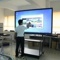 创新维广西老司机工业显示设备,鹿寨县55寸触摸一体机厂家